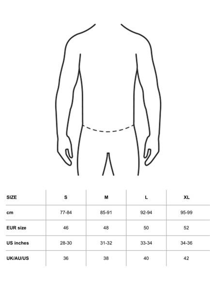 Bielizna męska Happy Socks Trunk PAI87-9000