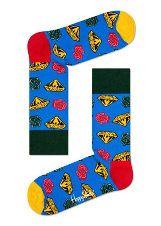 Giftbox Happy Socks x Billionaire Boys Club XBBC08-100