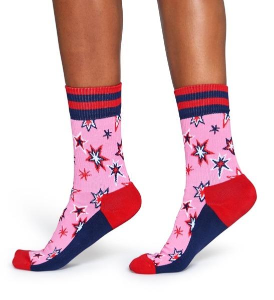 Skarpetki ATHLETIC Happy Socks ATBAN27-3000