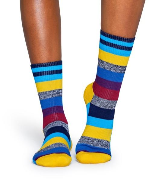 Skarpetki ATHLETIC Happy Socks ATSTR27-9003