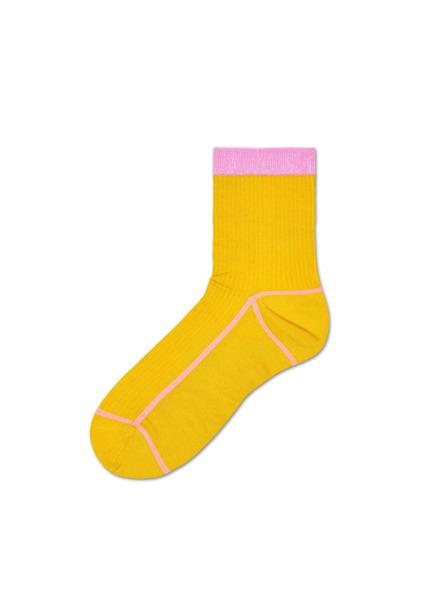 Skarpetki HYSTERIA Lily Rib Ankle Sock (SISLIL12-2000)