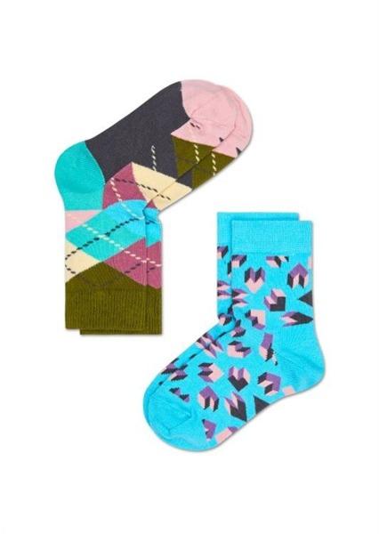 Skarpetki dziecięce Happy Socks KARY02-7000