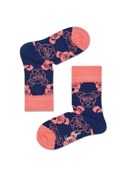 Skarpetki dziecięce Happy Socks KDOG01-6000
